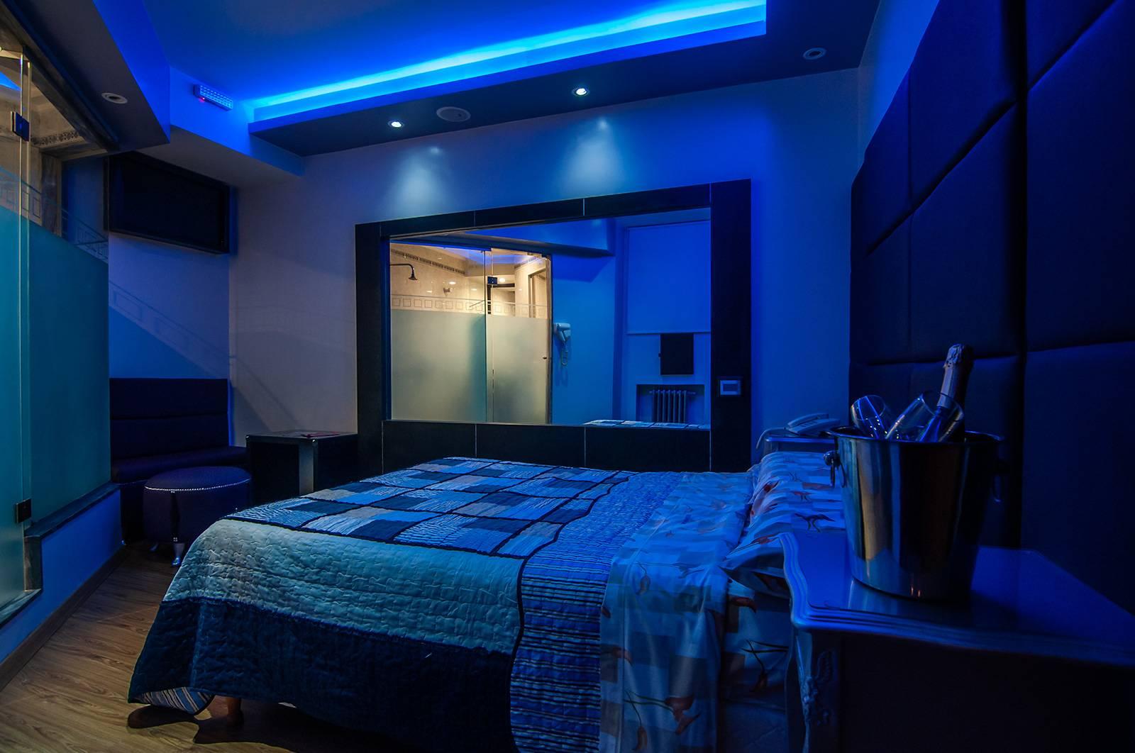 habitacion especial iluminacion